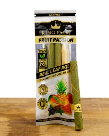 2 King Palm Minis Fruit Passion Terpene 2 Stück Mini