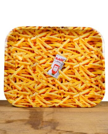 RAW Pommes Tray in Groß