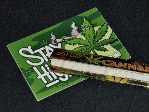 Spanish Paper King Size Slim mit Cannabis-Aroma photo review