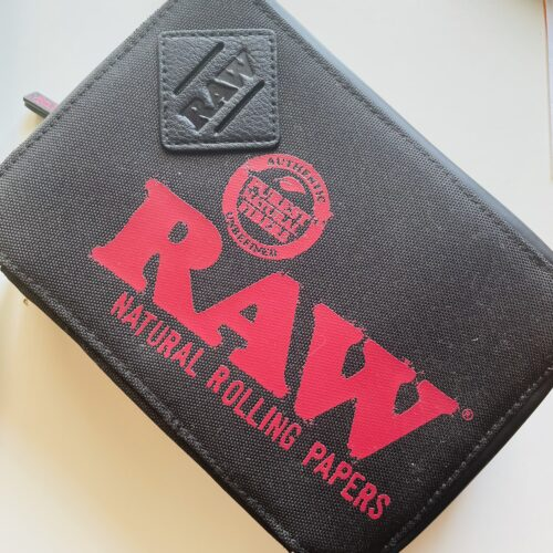 RAW Weekender Travel Bag photo review